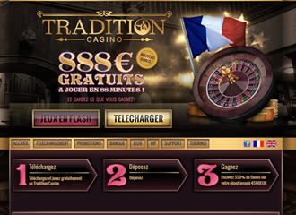 miniature du Tradition Casino